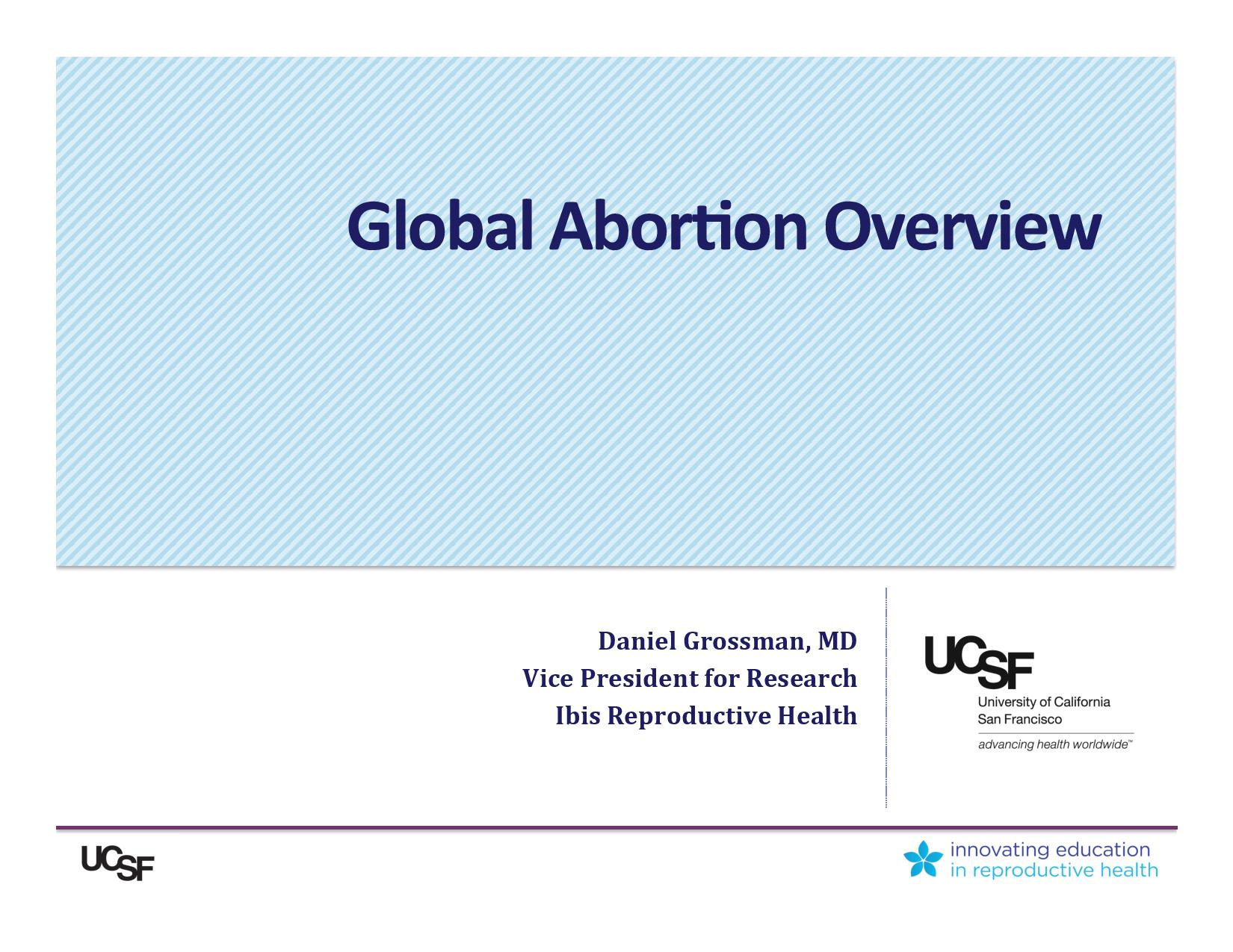 clinical abortion video